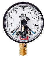 ДМ2010Ф IP53 манометр электроконтактный пылевлагозащищенный