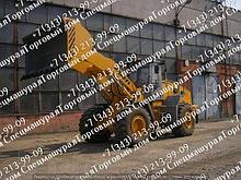 Запчасти для фронтальных погрузчиков ПК-65, ПК-46, ПК-30 (ЧТЗ)