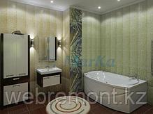 Акриловая прямоугольная  ванна Сиракуза 190*120 см. 1 Марка. Россия (Ванна + каркас +ножки), фото 3