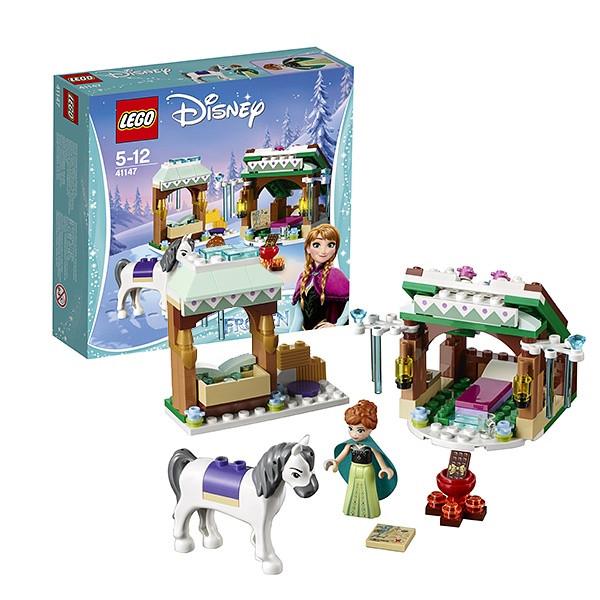 LEGO Принцессы Дисней Зимние приключения Анны™