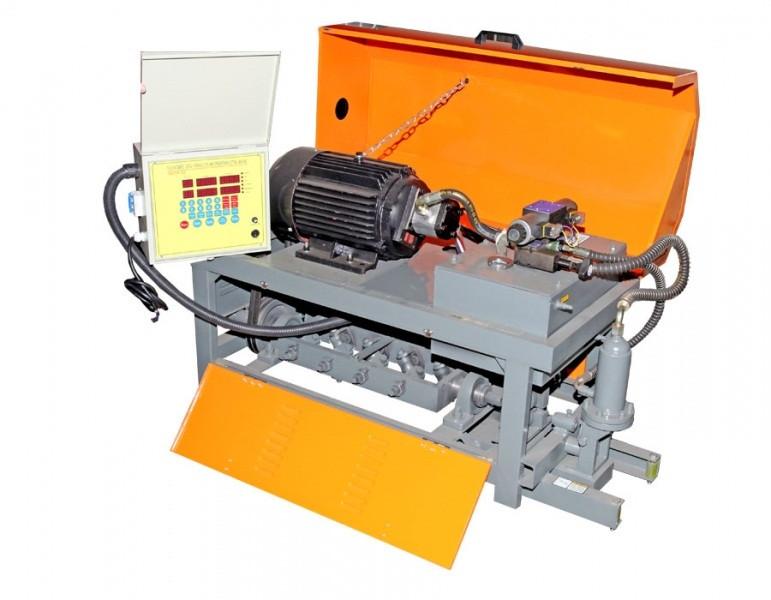 Правильно вытяжной станок для арматуры гидравлический SGT 6 - 12