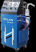 SILLAN GD-322 B - аппарат для промывки и замены жидкости в АКПП