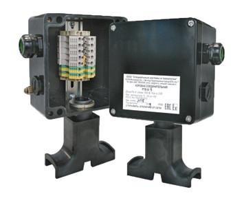 Коробка распределительная РТВ 601-1Б/2Б