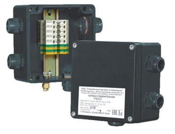 Коробка распределительная РТВ 602-1Б/2П