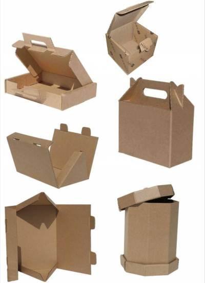Бумажная ECO упаковка