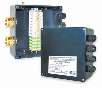 Коробка распределительная РТВ 1006-2М/3П