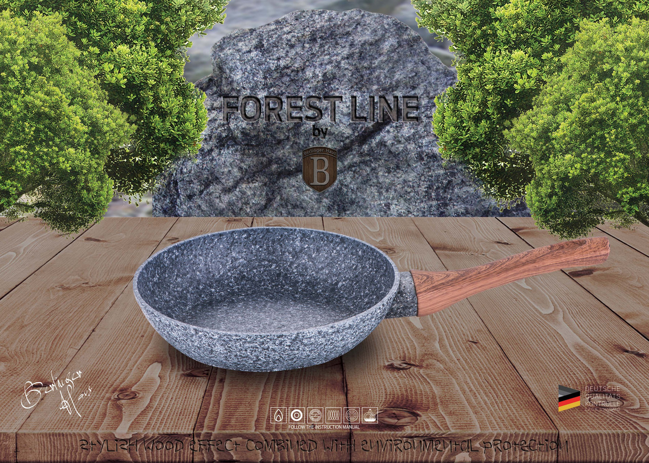 Сковорода Berlinger Haus Forest Line (24 см)