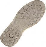 Ботинки нейлоновая тк./велюр 5002/2WI (бежевый) 24,5см, р39, 45, фото 3