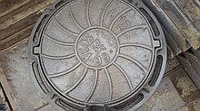 Люк чугунный, Тип Л, круглый, ГОСТ 3634-99, ВК, ГТС, ПГ, К