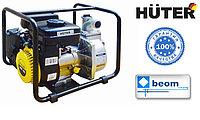 Мотопомпа МР-40 HUTER для чистой воды (300 л/мин), фото 1