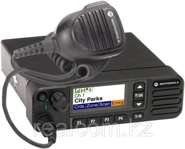 MOTOROLA DM4601 400-470МГЦ, 25ВТ, 1000КАН., GPS