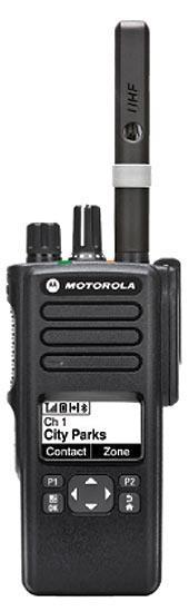 MOTOROLA DP4801 EX 403-527МГЦ, 1/4ВТ, 32 КАН., ОПЦИЯ GPS