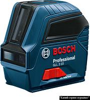 Линейный лазерный нивелир Bosch Professional GLL 2-10