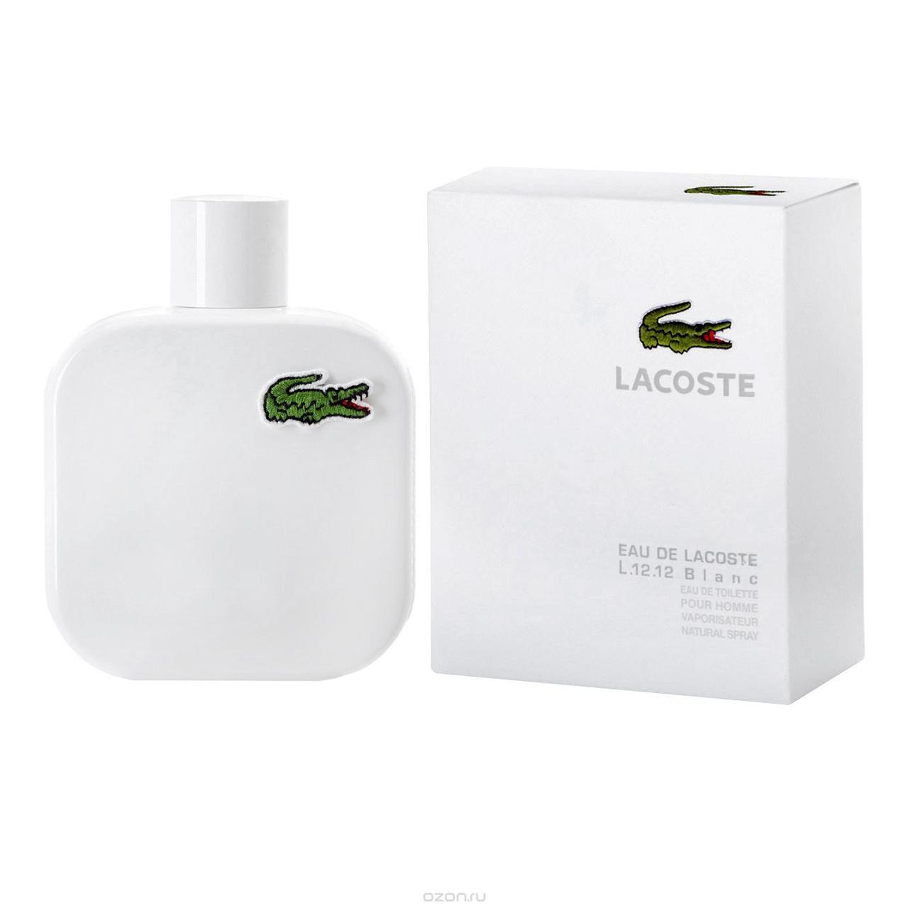Lacoste Eau De L.12.12 Blanc Pour Homme edt 30ml