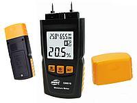GM610 Измеритель влажности древесины, бумаги, картона, ДСП, ДВП