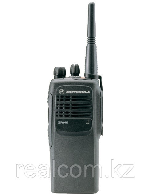 MOTOROLA GP640 FM 403-470МГЦ, 1/4ВТ, 16КАН., MPT, БЕЗ ЗАРЯДНОГО УСТ-ВА