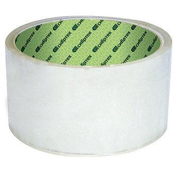 (88843) Клейкая лента, 48 мм х 40 м, прозрачный // СИБРТЕХ