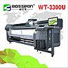 Широкоформатный рулонный уф принтер WT-3300U