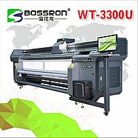 Широкоформатный рулонный уф принтер WT-3300U, фото 1