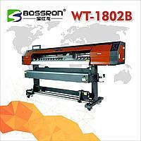 Широкоформатный эко сольвентный принтер WT-1802B, фото 1