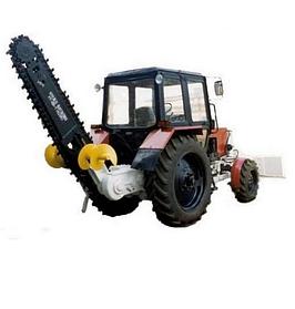 Запчасти на Баровые (Грунторезные) машины: ЭЦУ-150 / Грунторез 2086 / ЭТЦ-16.09 и др.
