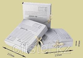 Архивная папка с завязками А5