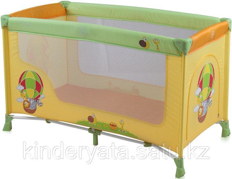 Кровать-манеж Lorelli Nanny 1 многоцветный
