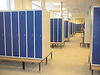 Шкаф для спецодежды персонала, фото 1