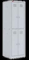 Металлический шкаф для архива ШАМ –12-680, фото 1