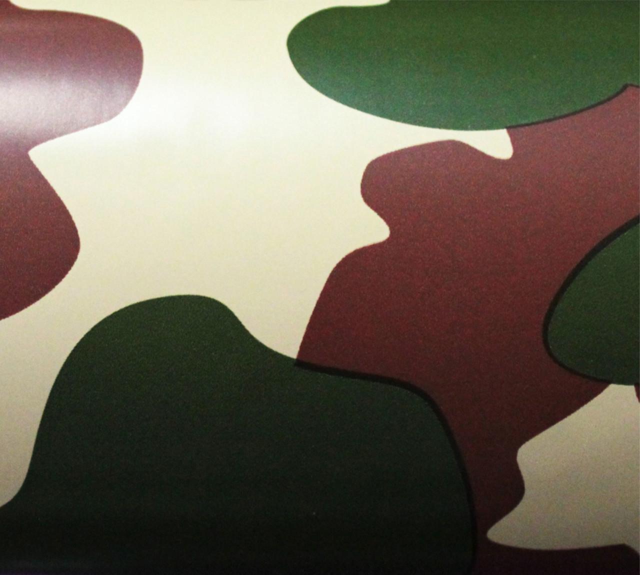 """Виниловая пленка """"Камуфляж"""" (MC5112) 1,52м"""