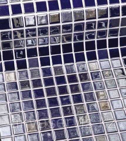 Мозаика стеклянная для бассейнов