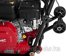 Виброплита бензиновая, 10 кН, ЗУБР Профессионал, фото 3