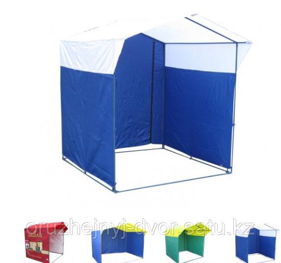 "Палатка торговая ""Домик"" 1,5х1,5, ткань oxford 240D PU 2000"