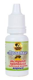 Капли Проаква, экстракт прополиса с маточным молочком,(болезни глаз) 15мл