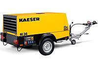 Дизельный компрессор электростанция Kaeser М 45G