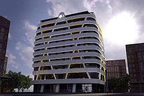 Отель Double Tree by Hilton в городе Алматы