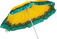 Зонт пляжный  диаметр 1,8 м, мод.601A (пальмы), фото 1