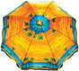 Зонт пляжный  диаметр 1,5 м, мод.602A (пальмы), фото 2