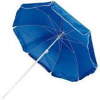 Зонт пляжный диаметр 1,5 м, мод.602BB (синий), фото 1