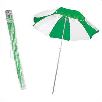 Зонт пляжный диаметр 2 м, мод.600СA (арбуз)
