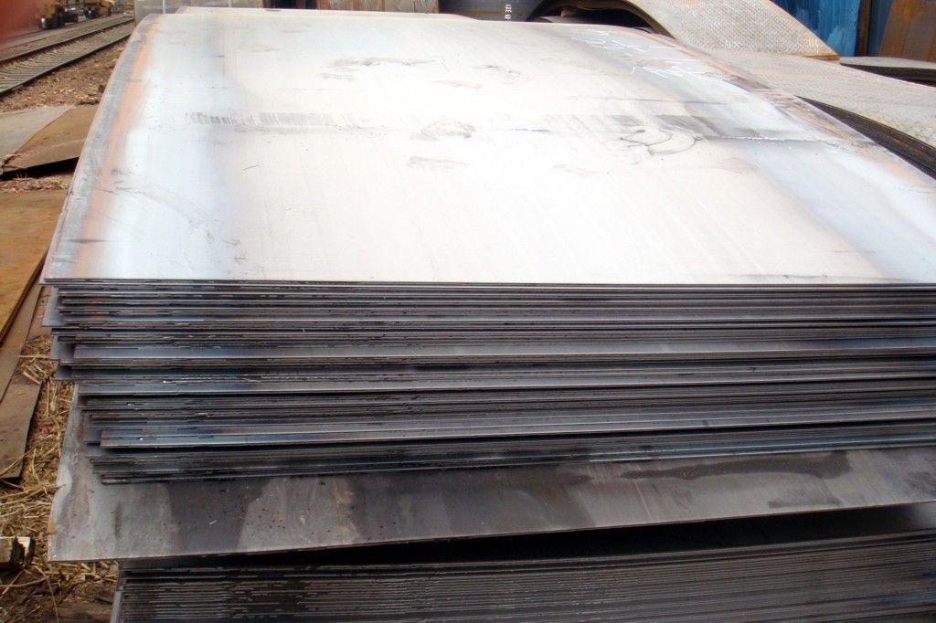 Котельный лист 4х1500х6000 ст.09Г2С