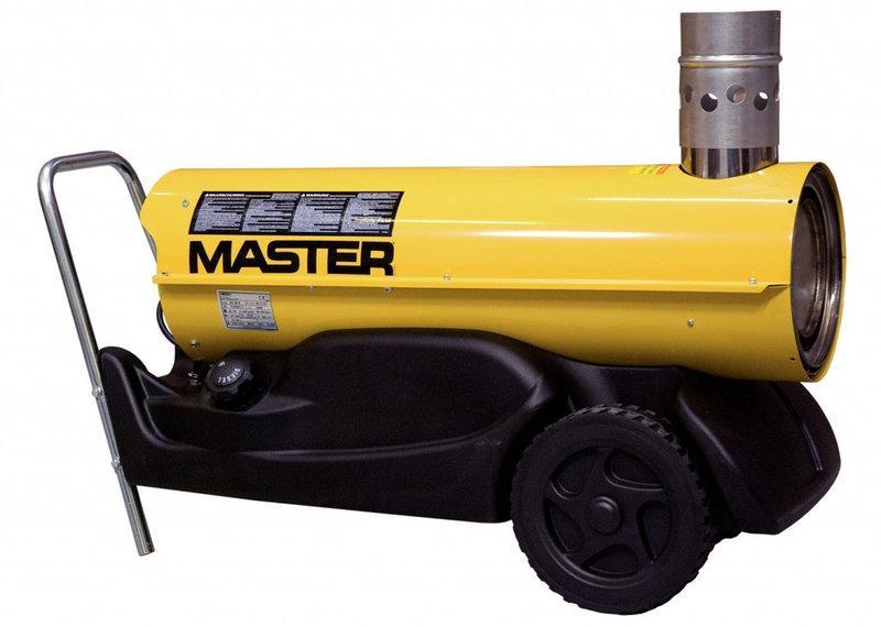 Жидкотопливный нагреватель Master: BV 77 - 20 кВт (с непрямым нагревом)