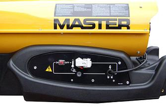 Жидкотопливный нагреватель Master: BV 290E  - 81 кВт (с непрямым нагревом), фото 2
