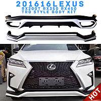 Обвес TRD для Lexus RX 2016+