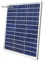 Солнечная панель 250 Вт, 20 В CHN250-60P Поликристаллическая, фото 1