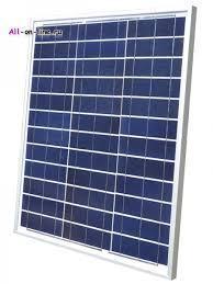 Солнечная панель 250 Вт, 20 В CHN250-60P Поликристаллическая