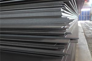Котельный лист 18х2000х6000 ст.09Г2С