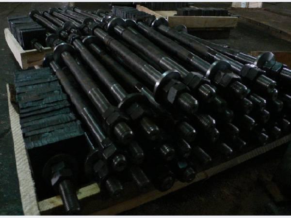 Фундаментные болты М24*750 мм, Тип 5,1, ГОСТ 24379.1-80 производим