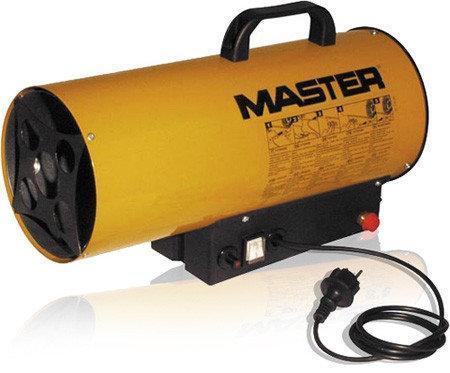 Газовые нагреватели Master: BLP 17 M (с прямым нагревом), фото 2