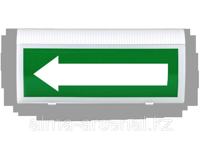 Оповещатель пожарный световой адресный радиоканальный с сиреной ВОСХОД-РС1-03